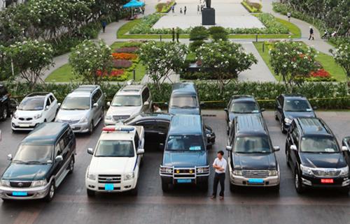 Kho bạc Nhà nước phải kiểm soát chặt giá mua xe công