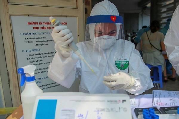 Test nhanh Covid-19 không khẳng định tuyệt đối không nhiễm bệnh