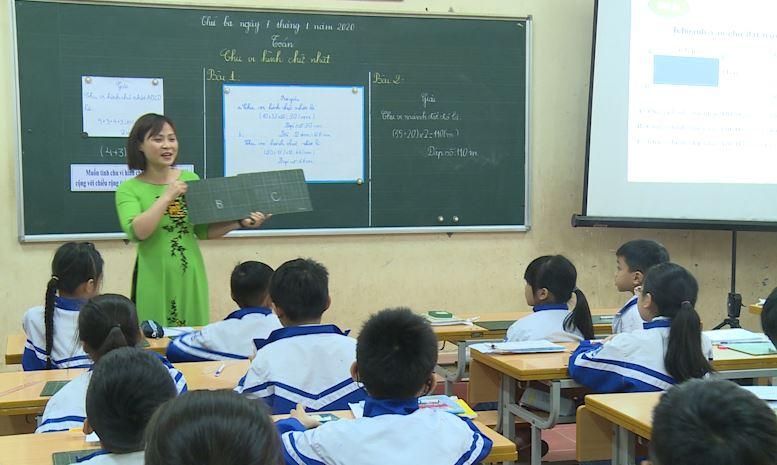 Giáo viên hoàn thành xuất sắc nhiệm vụ không cần có sáng kiến kinh nghiệm