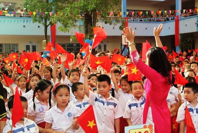 Hà Nội: Khai giảng năm nay không diễu hành từ cổng vào trường