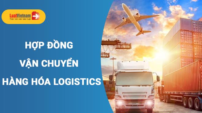 hợp đồng vận chuyển hàng hóa logistics