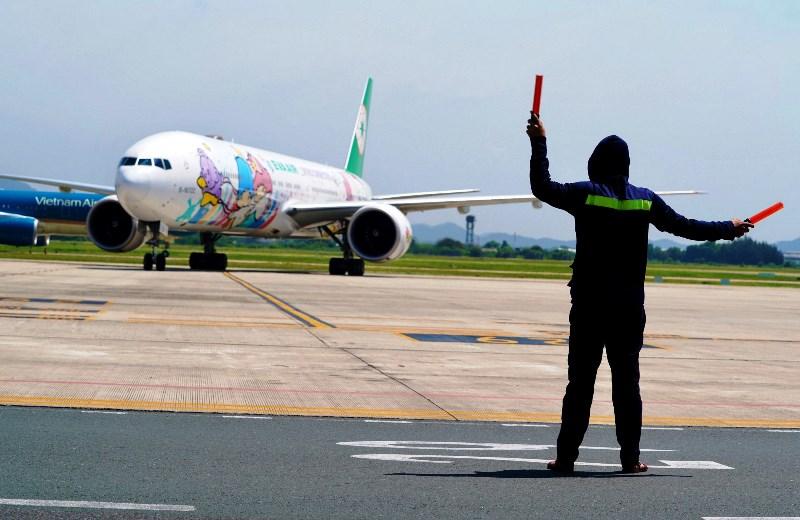 Nhiều dịch vụ chuyên ngành hàng không có giá 0 đồng trước 30/9