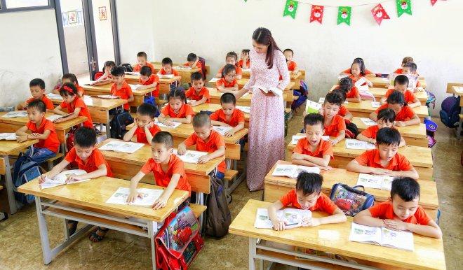 ban hành Điều lệ Trường tiểu học mới
