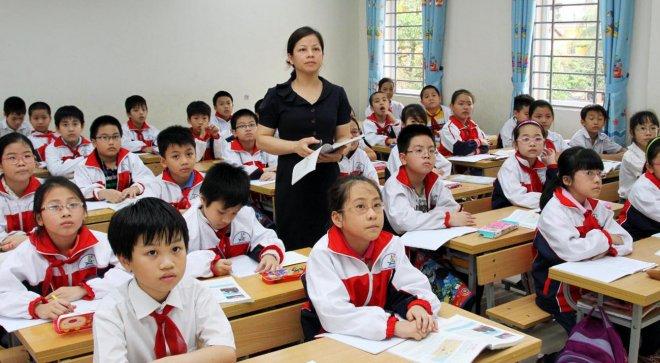 giáo viên tiểu học được tự chủ chuyên môn