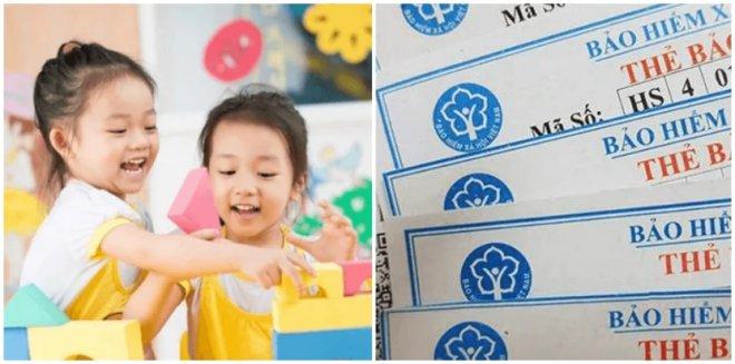 Cập nhật thủ tục cấp mới thẻ BHYT cho trẻ dưới 6 tuổi