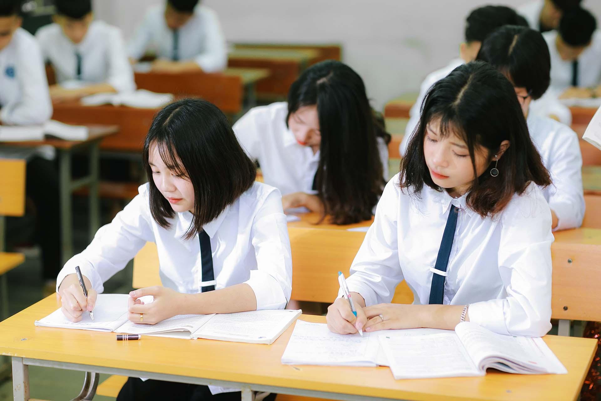 tiêu chí xếp loại học sinh giỏi