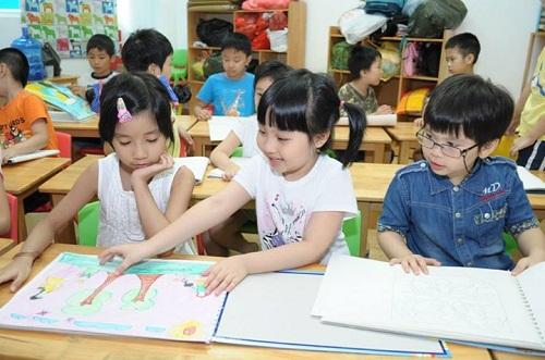 Từ 20/10/2020, học sinh tiểu học được tổ chức làm việc nhóm