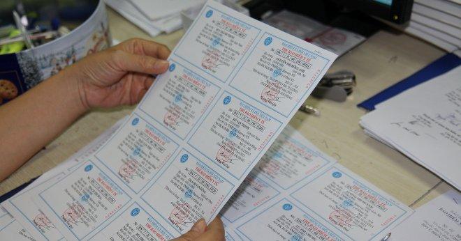 Thủ tục đổi thẻ BHYT cho trẻ dưới 6 tuổi