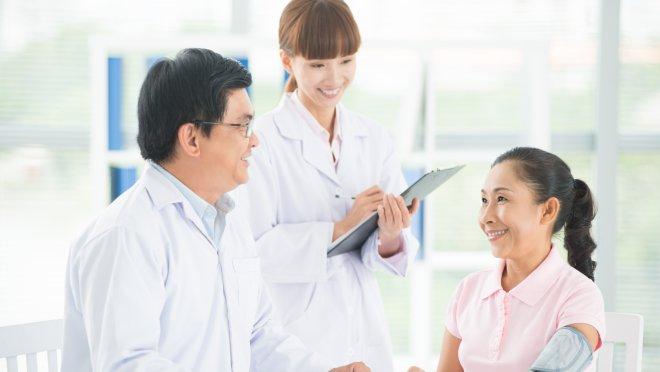 100% người cao tuổi được khám sức khỏe định kỳ