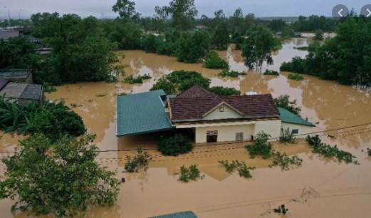 Miễn, giảm lãi vay giúp người dân khắc phục hậu quả do mưa lũ