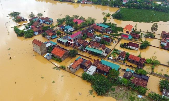 Hướng dẫn cách vận động ủng hộ đồng bào miền Trung lũ lụt