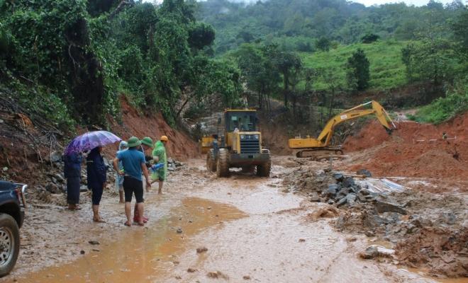 Người dân bị thiệt hại do mưa lũ lớn có thể được xóa nợ