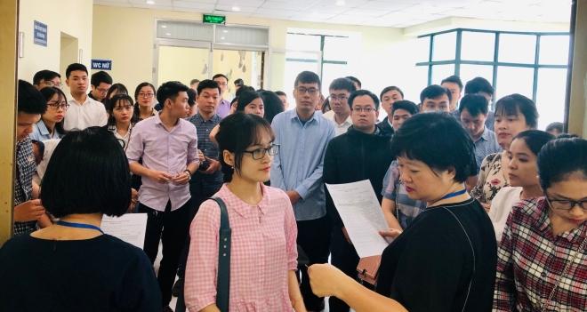 TP. Hồ Chí Minh tuyển dụng công chức cấp huyện trở lên năm 2020