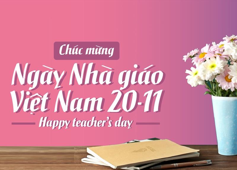 Năm nay có tổ chức kỷ niệm ngày Nhà giáo Việt Nam 20/11?