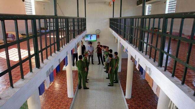 Từ 25/12/2020, quy định cụ thể số phạm nhân trong mỗi nhà giam