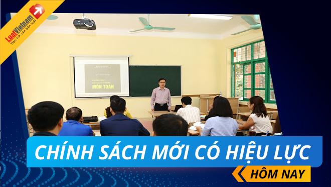 chinh sach moi co hieu luc 20/11/2020