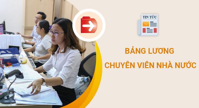 bang luong chuyen vien nha nuoc nam 2021