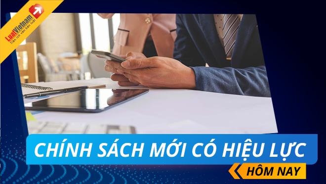 chinh sach moi co hieu luc 01/12/2020