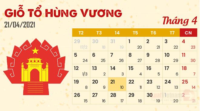 gio to hung vuong 2021