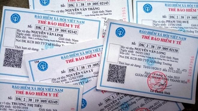 Từ 01/4/2021, thẻ BHYT cho trẻ dưới 6 tuổi không ghi tên cha/mẹ