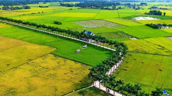 xây nhà tại khu vực nông thôn