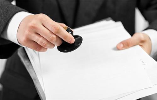 Doanh nghiệp không phải thông báo mẫu dấu trước khi dùng từ 2021