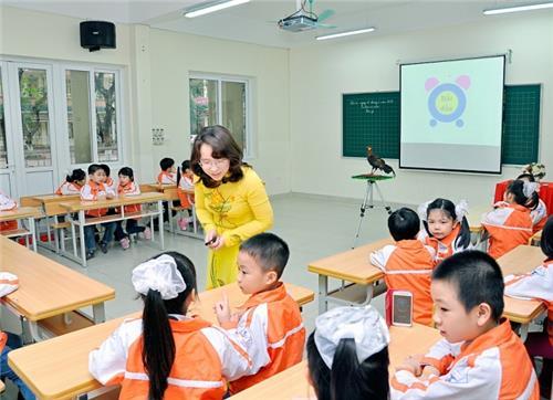 Từ 20/10, thay Giáo án của giáo viên tiểu học bằng Kế hoạch bài dạy