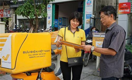 Cách gửi hồ sơ bảo hiểm xã hội qua đường bưu điện