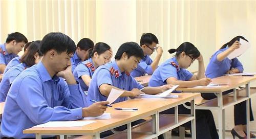 Dự kiến thi tuyển công chức ngành Kiểm sát cuối tháng 11/2020