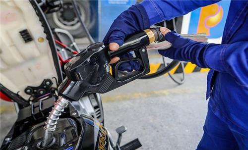 Mới: Giá xăng tăng cao nhất trong gần 01 năm