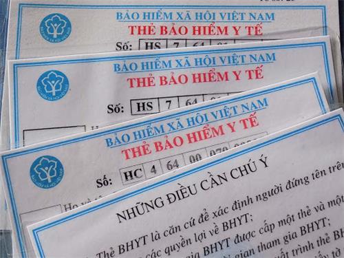Tin vui: Người dân không còn phải mang thẻ BHYT đi KCB