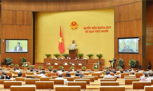 Tổng số đại biểu Quốc hội khóa XV dự kiến trên cả nước là 500 người