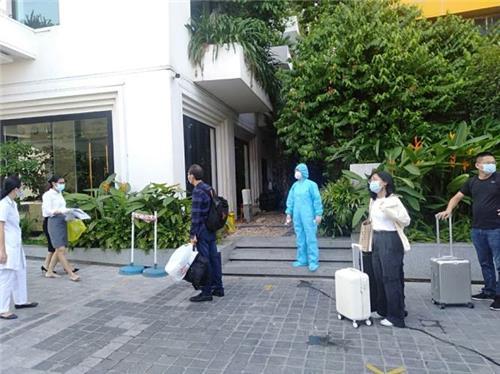 Khách sạn tổ chức cách ly tập trung ở Hà Nội phải lắp camera