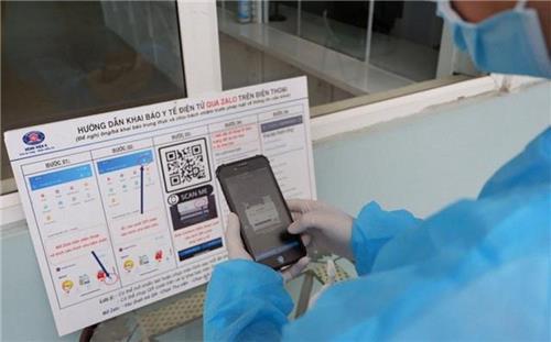Thực hiện khai báo y tế điện tử toàn dân