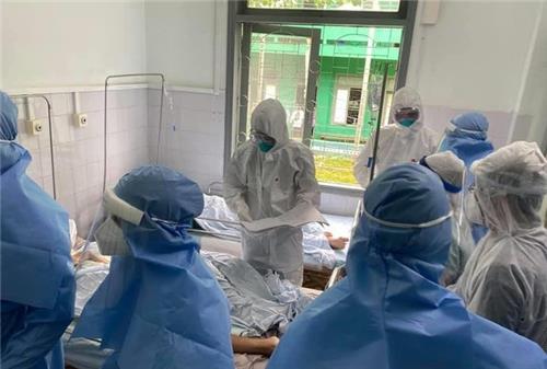Ngày 23/7, Việt Nam có tổng 7.307 ca nhiễm Covid-19 mới