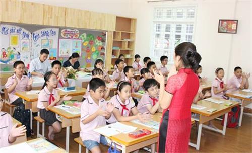 Lộ trình thực hiện Chương trình giáo dục phổ thông môn ngoại ngữ 1