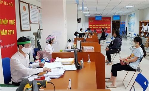 Hà Nội không phạt người ở nơi cách ly chậm nộp hồ sơ khai thuế