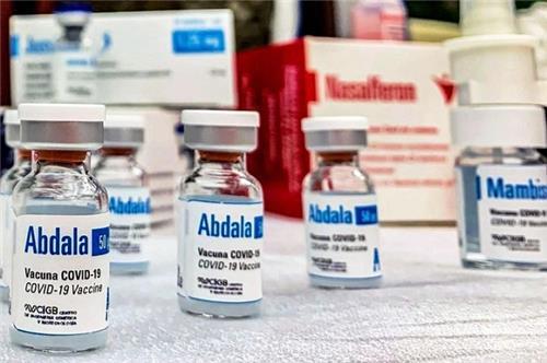 Chính phủ đồng ý mua 10 triệu liều vắc xin Abdala của Cu Ba