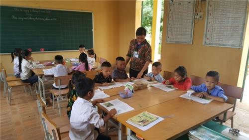 Giáo viên dạy ghép lớp được hưởng phụ cấp thế nào?