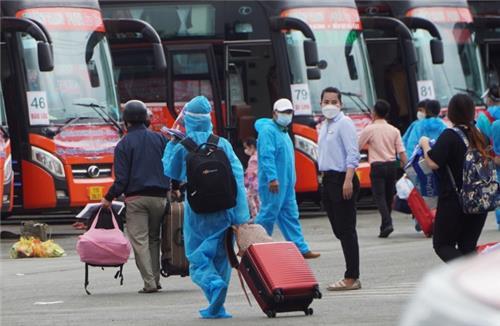 Hà Nội: Thêm 3 tuyến xe khách liên tỉnh hoạt động