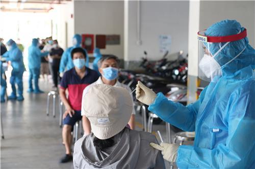 Giám sát chặt người về từ các khu vực có dịch Covid-19